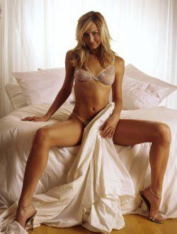 Молодая, веселая блондинка, ищу мужчину для секса в Бийске